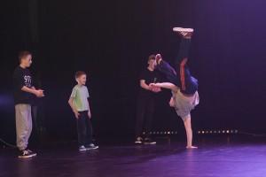 foto breakdance